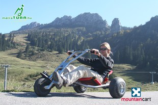 Mountaincart túra